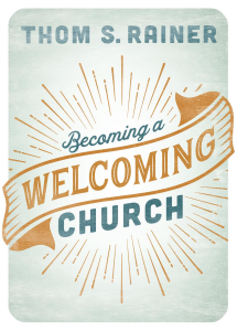 BecomingAWelcomingChurch