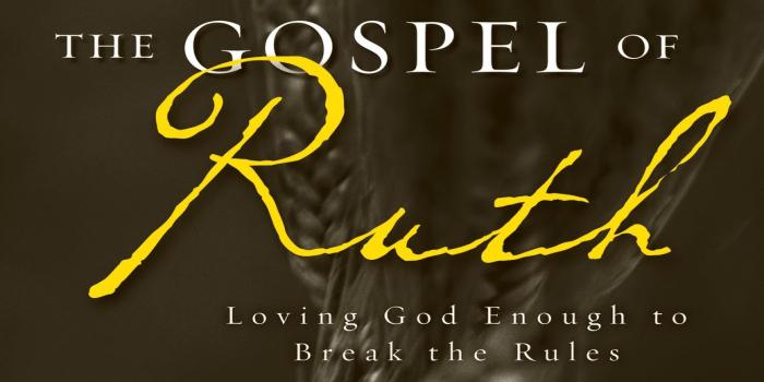 gospel of ruth banner