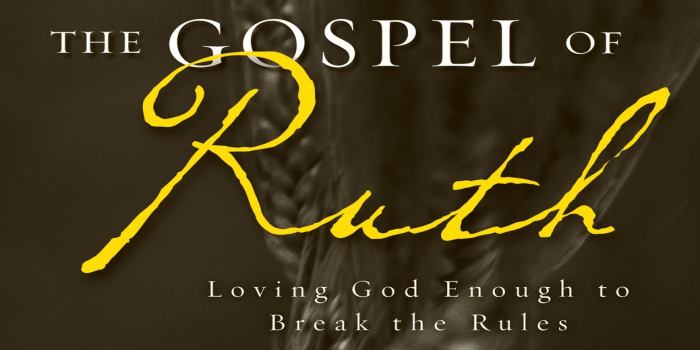 gospel of ruth banner